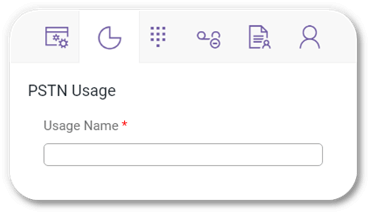 Direct Voice Routing - PSTN Usage