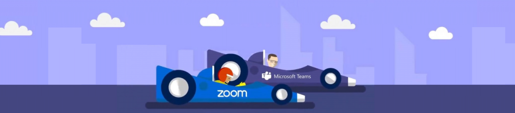 Zoom v Teams - security and privacy